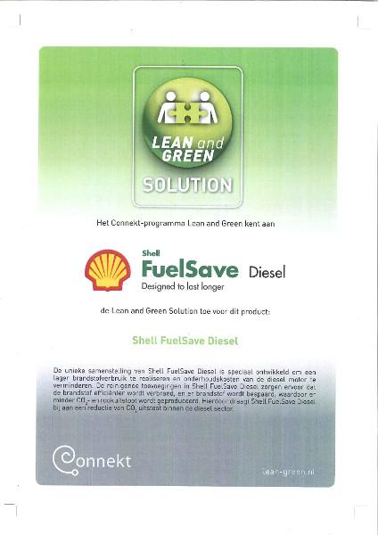 Fuelsave Diesel