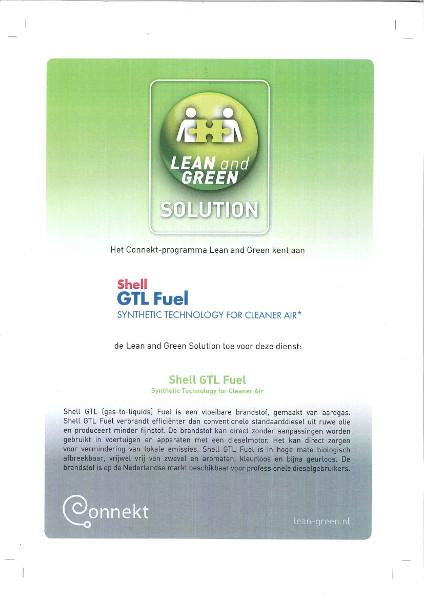 GTL Fuel